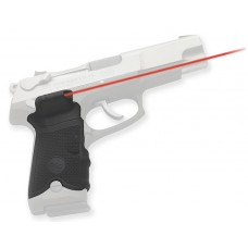 "Crimson Trace LG389 Lasergrips Ruger P Mtl Frame Red 633nm .50""@50ft Blk"