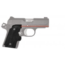 Crimson Trace LG409 Lasergrips Kimber Micro 9 Red Laser Grip