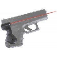 Crimson Trace LG626 Lasergrip Red For Glock Gen3 Sub-Cmpct 26/27 Rear Activation