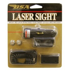 BSA LS650 Laser 650 nm Intensity 3 in @ 100 Yards 100yds 3 1.5 V LR44 Battery
