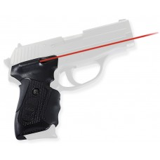 Crimson Trace LG439 Lasergrips Red Laser Sig 239 Front Activation Blk