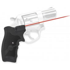 "Crimson Trace LG303 Lasergrips Ruger SP101 Red 633nm .50""@50ft Blk"