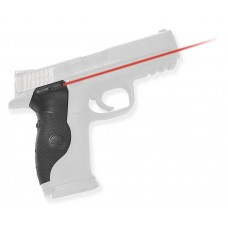 "Crimson Trace LG660 Lasergrips Red S&W M&P 633 nm .5""@50ft Blk Poly"