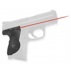 "Crimson Trace LG661 Lasergrips Red 633nm S&W M&P Compact .5""@50ft Black"