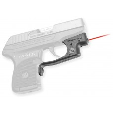 "Crimson Trace LG431 Laserguard Ruger LCP 633nm 5mW .50""@50ft 2-357 Silver Oxide"