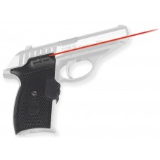Crimson Trace LG432 Lasergrips Red 633 nm Sig P230/P232 Front Activation Blk