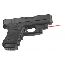 Crimson Trace LG436 Laserguard For Glock Gen3 Gen4 Cmpt/Subcmpt Red 633nm Blk Po