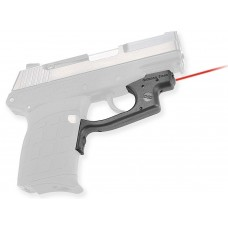 "Crimson Trace LG435 Laserguard KelTec PF9 Red 633 nm .5""@50ft Blk Poly"