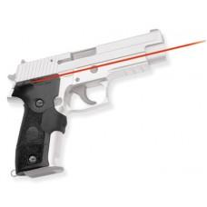 Crimson Trace LG426 Lasergrips Red Laser Sig 226 Front Activation Blk