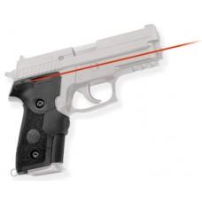 Crimson Trace LG429 Lasergrips Red Laser Sig 229/228 Front Activation Blk