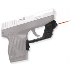 "Crimson Trace LG407 Laserguard Red 633nm Taurus TCP  .5""@50ft 1Blk Poly"