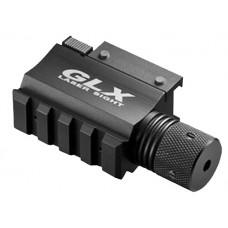 Barska AU11408 Grn Laser 532nm Adj Intensity 1000yds CR-123A Lithium
