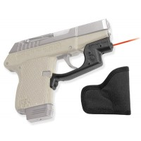 Crimson Trace LG430H Laserguard Red Kel-Tec P3AT/P32 Blk Poly w/Holster