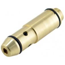 LaserLyte LT-9 Laser Trainer Cartridge 9mm Red Laser Brass Cartridge