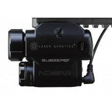 LG ND3AR-SZ Grn Laser w/AR Mt 5mw Adj Intensity Up to 3mi 1-CR-123A Li
