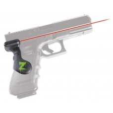 Crimson Trace LG617Z Lasergrip For Glock Smooth Zombie Grn Logo
