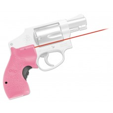 "Crimson Trace LG105PINK Lasergrips SW J Frame 5mW .5""@50ft Pink Poly"