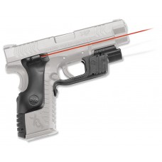 "Crimson Trace LG487 Lasergrip Springfield XDM Red 633nm .5""@50ft Blk Poly"