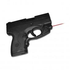 Crimson Trace LG483 Laserguard Red 633 nm Beretta Nano Blk Poly