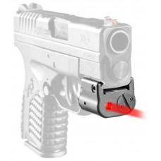 "LaserLyte CM-MK4 Red Center Mass Red Laser Ring Any Gun w/1"" Picatinny"