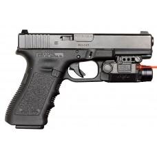 "Viridian X5LR X5LR Universal Full Size Light/Red Laser Picatinny  5mW .50""@50ft"