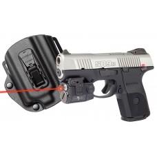 Viridian C5LRPACKC12 C5LR w/Tacloc Holster for Ruger SR9C Red Laser 100 Lm