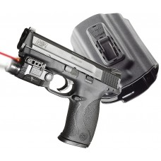 "Viridian X5LRPACKX2 Reactor R5 Red Laser with Holster M&P 9/40 5mW .50""@50ft"