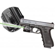 Viridian C5LPACKC1 C5L w/Tacloc Holster for Glock 17/19/22/23 Grn Laser 100 Lm