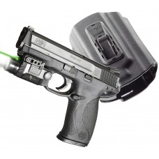 "Viridian X5LPACKX2 Reactor R5 Green Laser with Holster M&P 9/40 5mW .50""@50ft"