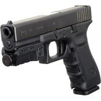 Aimshot KT8150 Compact Pistol Green Laser w/Rail Integrated Rail Mount