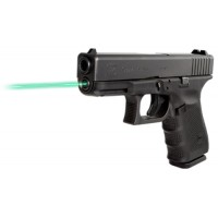 LaserMax LMS-1131G Guide Rod Green Laser For Glock 19/23/32/38 (Gen 1-3) Black