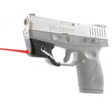 LaserLyte UTATA Trigger Guard Mount Red Laser Taurus 738TCP/709/740 Slim Blk
