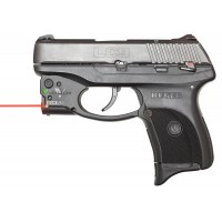 Viridian R5RLC9 Reactor R5 Red Laser with Crossbreed MiniTuck Ruger LC9/LC380 Trigger Guard