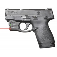 Viridian R5RSHIELD Reactor R5 S&W Shield Red Laser Trigger Guard