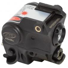 DMA XTSCRLL XTS Red Laser w/Light Red Laser Sub-Compact Pistol w/Rail Under Barrel