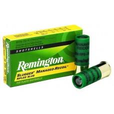 "Remington Ammunition RL12RS Slugger 12 Gauge 2.75"" 1 oz Slug Shot 5 Bx/ 20 Cs"