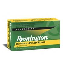 "Remington Ammunition S12MRS Slugger 12 Gauge 3"" 1 oz Slug Shot 5 Bx/ 50 Cs"