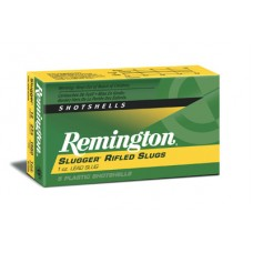 "Remington Ammunition SP20RS Slugger 20 Gauge 2.75"" 5/8 oz Slug Shot 5 Bx/ 50 Cs"
