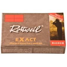 """Ruag Ammotec USA 223140005 Rottweil Exact 12 Ga 3"""" 1-1/8 oz Slug Shot 5 Bx/ 1 Cs"""