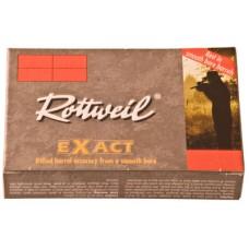 """Ruag Ammotec USA 247140005 Rottwei Exact 20 Ga 2.75"""" 15/16 oz Slug Shot 5 Bx/ 1 Cs"""