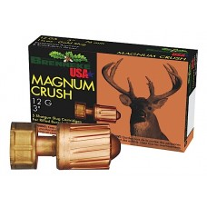 "Brenneke SL123CMR Magnum Crush 12 ga 3"" 1-1/2 oz Slug 5Box/40Case"