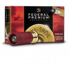"Federal PB131RS Vital-Shok 12 Gauge 3"" 1-1/4 oz Slug Shot 5 Bx/ 50 Cs"