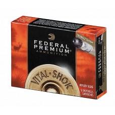 "Federal PB209RS Vital-Shok 20 Gauge 3"" 3/4 oz Slug Shot 5 Bx/ 50 Cs"