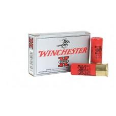 "Winchester Ammo XB121 Super-X 12 Gauge 2.75"" Copper-Plated Lead 16 Pellets 1 Buck 5 Bx/ 50 Cs"