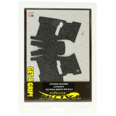 Talon 001R Adhesive Grip Sig P250/P320 Compact Textured Rubber Black