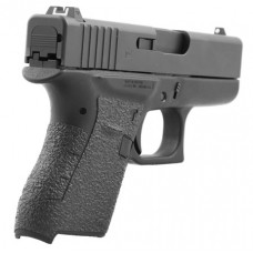 Talon 100R Adhesive Grip Glock 43 Textured Rubber Black