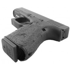 Talon 110R Adhesive Grip Glock 19/23/25/32/38 Gen4 Textured Rubber Black